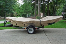 Drift Boat, Styled to Fit, Poly-Guard, Beige