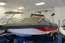 2010 Correct Craft Air Nautique 211 w/FC1 Tower, Custom Fit, Poly-Guard, Storm