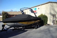 2011 Malibu Wakesetter LSV 23, Custom Fit, Poly-Guard, Black