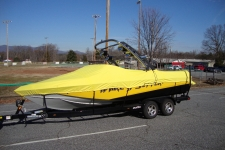 2011 Malibu Wakesetter LSV 23, Custom Fit, Poly-Guard, Yellow