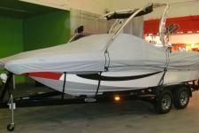 2011 MB Sports F21 Tomcat, Custom Fit, Poly-Guard, Haze Gray