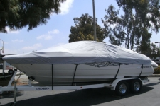 2012 Monterey 244, Custom Fit, Poly-Guard, Haze Gray