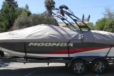 2013 Moomba Mojo 2.5, Custom Fit