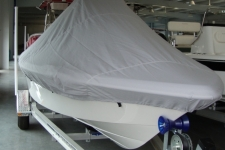 2011 Nautic Star 1810, Custom Fit, Poly-Guard, Haze Gray