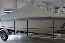 2011 Nautic Star 1900 Offshore, Custom Fit, Poly-Guard, Haze Gray