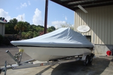 2011 Nautic Star 2110, Custom Fit, Poly-Guard, Haze Gray