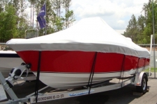 2012 Nautic Star 1900 XS, Custom Fit, Poly-Guard, Haze Gray