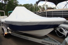 2012 Nautic Star 2200 Sport, Custom Fit, Poly-Guard, Haze Gray