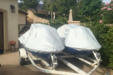 Personal Watercraft Covers - Sea Doo