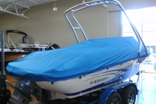 2012 Reinell 207, Custom Fit, Poly-Guard, Caribbean Blue