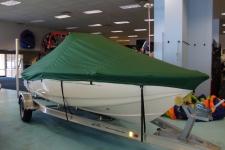 2013 Scout 175 Sportfish, Custom Fit, Poly-Guard, Green