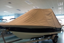 2013 Scout 195 XSF, Custom Fit, Poly-Guard, Beige