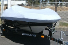 2011 Sea Doo 150 Speedster, Custom Fit, Poly-Guard, Haze Gray