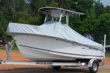 2007 Sea Hunt 207 w/T-Top, OEM Only, Poly-Guard, Haze Gray