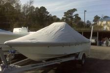 2010 Sea Hunt XP 21, Custom Fit, Poly-Guard, Haze Gray