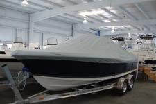 2011 Sea Hunt Escape 207, Custom Fit, Poly-Guard, Haze Gray
