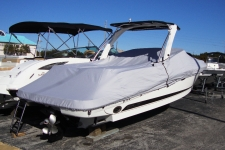 2011 Sea Ray 250 SLX, Custom Fit, Poly-Guard, Haze Gray