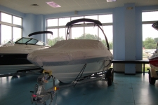 2012 Sea Ray 205 Sport, Custom Fit, Poly-Guard, Haze Gray