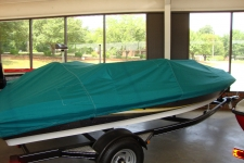 2012 Stratos 176 XT, Custom Fit, Poly-Guard, Teal