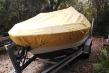 1993 Regal Avanti 22 BR I/O - Styled to Fit Boat Cover, V-Hull Runabout