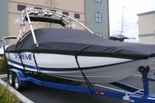 2010 Supreme V226, Custom Fit, Poly-Guard, Black