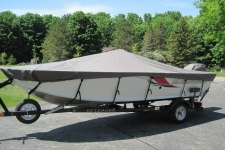 Alumacraft, Styled to Fit, Poly-Guard, Storm