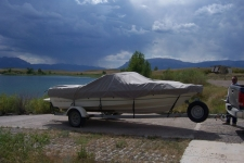 1999 Bayliner Capri 1954 - Styled to Fit Cover