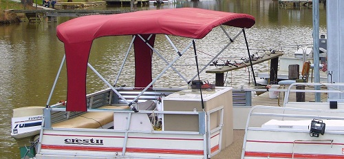 Buggy Style1 Square Tube (Pontoon)