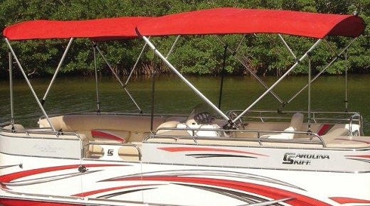 Fun Chaser tops squared Revised Square Tube (Pontoon)