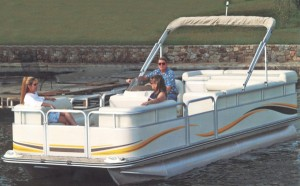 FED pontoon color 300x186 Pontoon Boat Covers