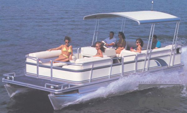 Pontoon Boat Covers – Carver by Covercraft