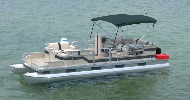 Square Tube Bimini Top Carver Covers