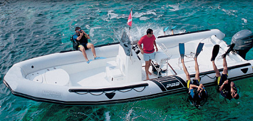 Center Console Inflatable Boats Carver Covers