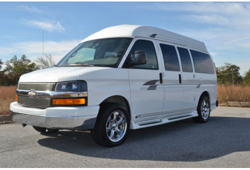 Class B Conversion Vans