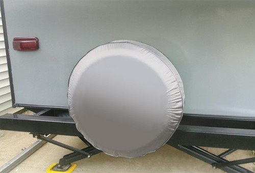 Universal RV Spare Tire Covers – Carver Covers